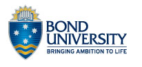 Faculty of Law Bond University - Melbourne Private Schools