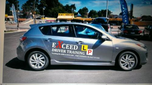 Exceed Driver Training - Melbourne Private Schools